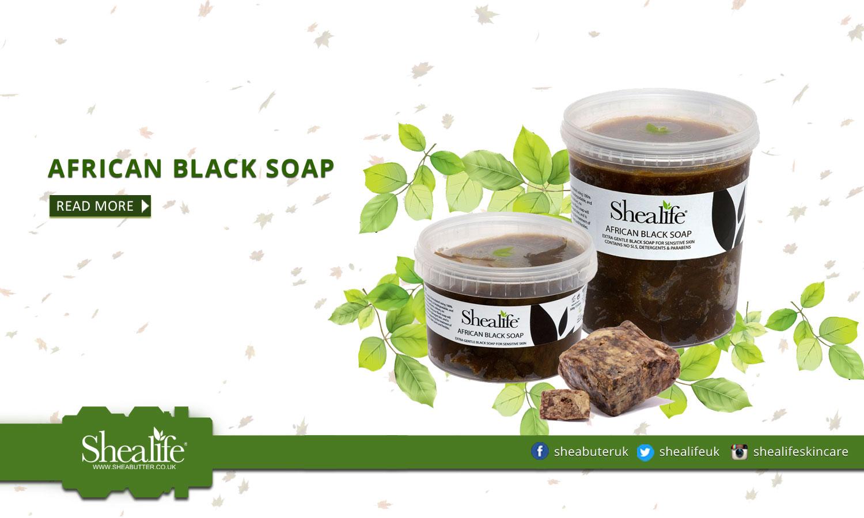 African Black Shop Liquid