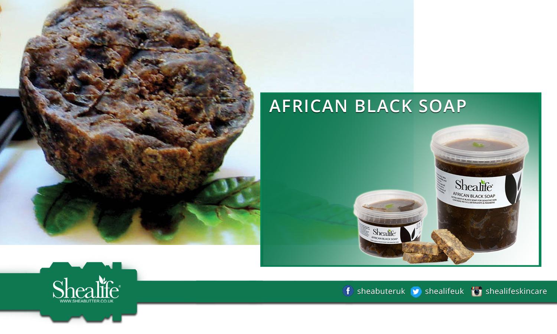 African Black Soap liquid