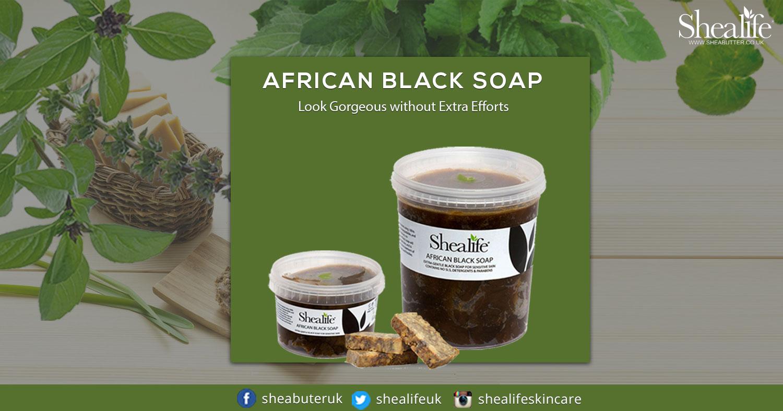Buy African Black Soap Online