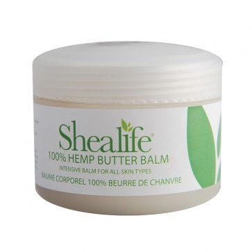 Shea Life 100% Hemp Butter Body Therapy Balm, 100g
