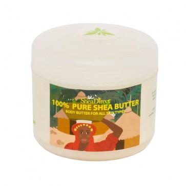 Shea Direct 100%  Pure Natural Shea Butter, 100g