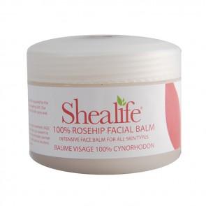 Shea Life 100% Rosehip Facial Balm, 100g