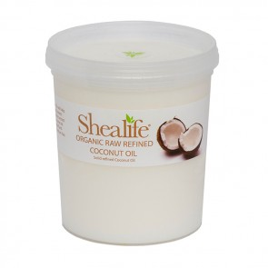 Coconut  Oil, Organic 100% Refined , 500g