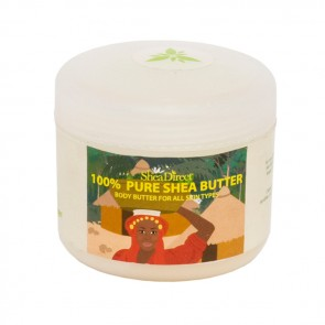 Shea Direct 100%  Pure Natural Shea Butter, 100g